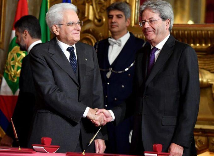 GOVERNI NON ELETTI, PARLAMENTO ILLEGITTIMO, MA GLI ITALIANI ASPETTANO LA CHAMPIONS!
