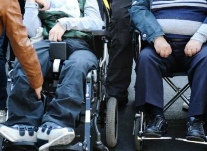 DISABILI, OLTRE 500MILA FAMIGLIE INDEBITATE PER PAGARE SPESE DI ASSISTENZA