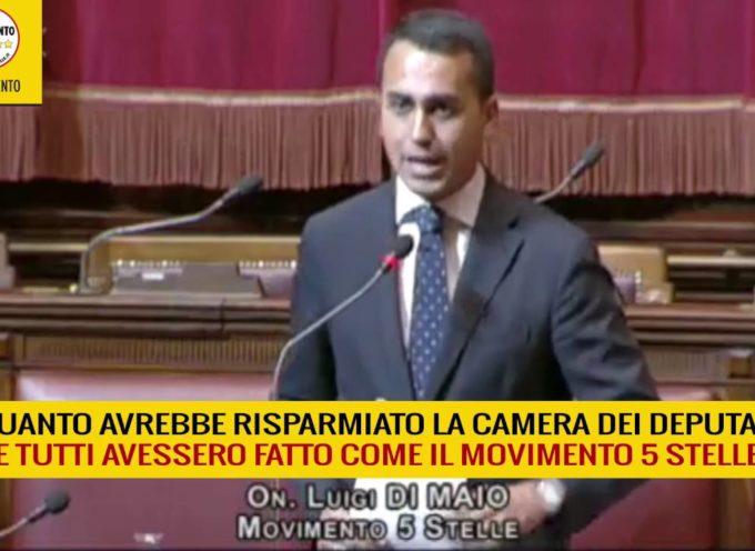 DI MAIO VS PARLAMENTO: 'SIETE SENZA SPERANZA, AVETE AIUTATO AMICI DEGLI AMICI E NON GLI ITALIANI'!