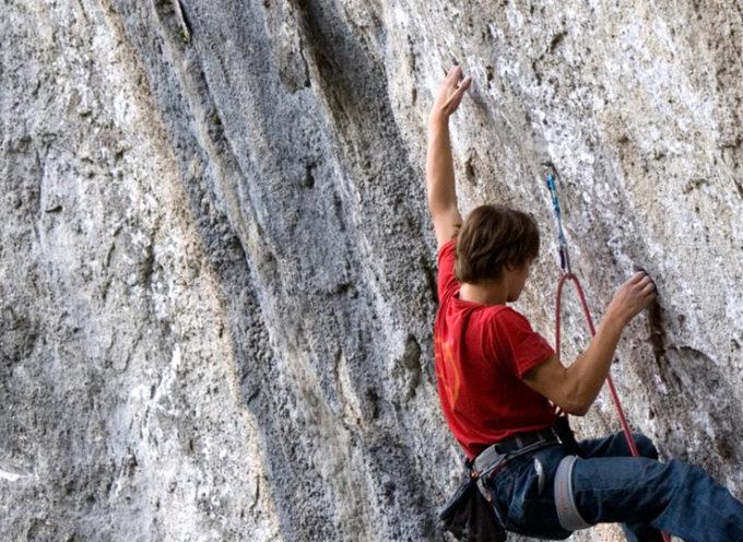 CORSO ARRAMPICATA SPORTIVA di base con le guide alpine Prorock