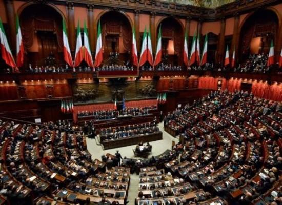 SPESE D'ORO ALLA CAMERA: SPESI 76 MILIONI DI EURO ALLA FACCIACCIA NOSTRA!