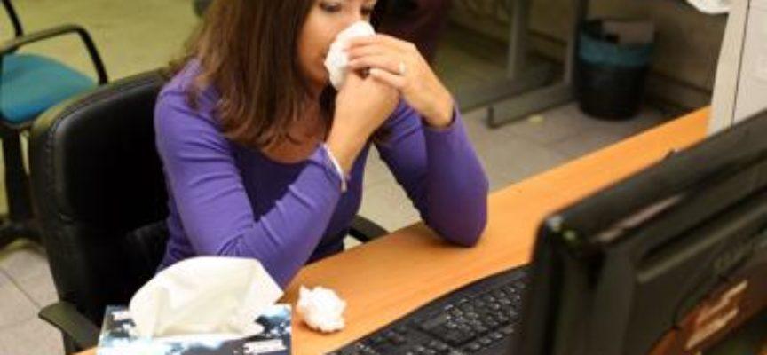 Influenza, quasi 4 milioni di casi. Bimbi più colpiti