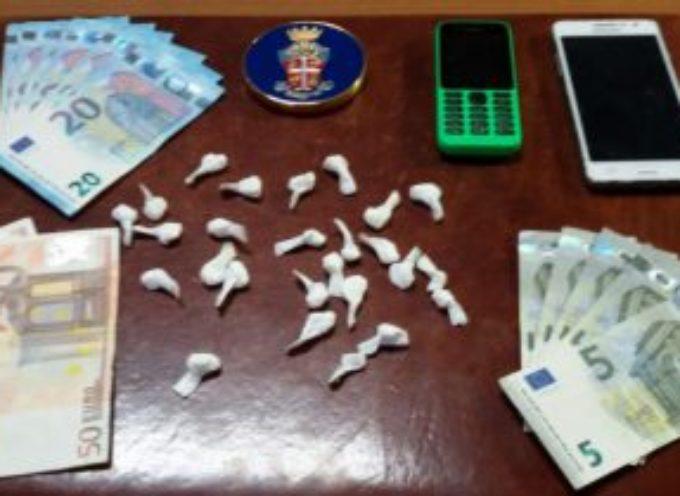 Arrestato per spaccio di cocaina