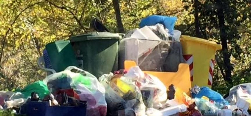 Barga , Continuano i controlli per contrastare l'abbandono dei rifiuti