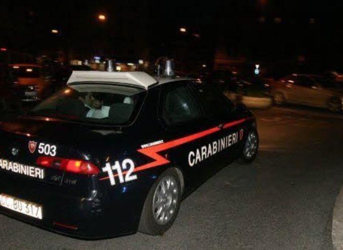 Controlli anticrimine dei carabinieri nella Piana di Lucca