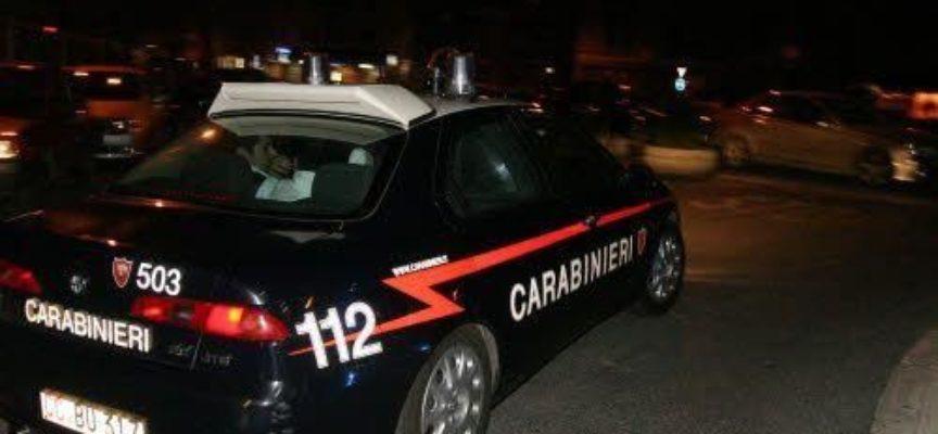 Carabinieri: 3 cittadini stranieri arrestati per furto.