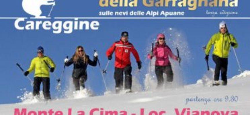 Careggine,  per mancanza di neve; la Ciaspolata rinviata a domenica 26 febbraio