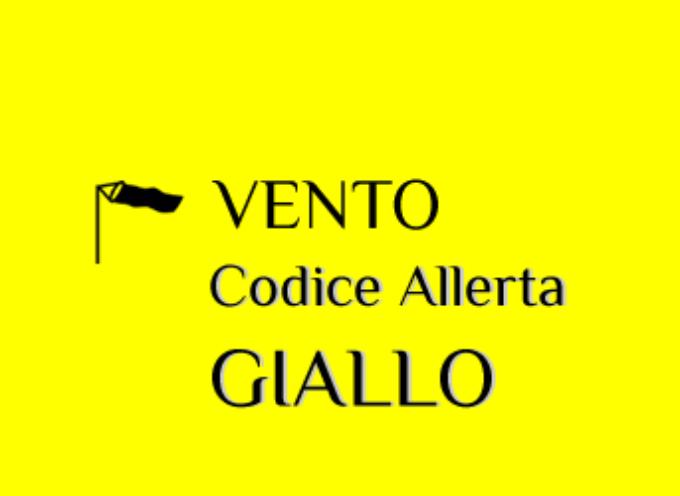 """lucca – — Meteo, codice giallo per """"vento"""" —"""