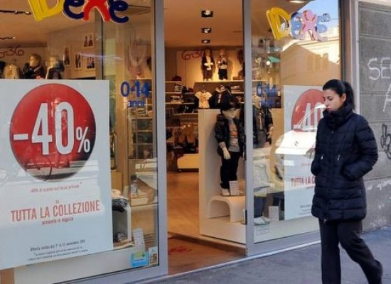 """TORNA IL CLASSICO """"INLUCCA OUTLET WEEK"""""""