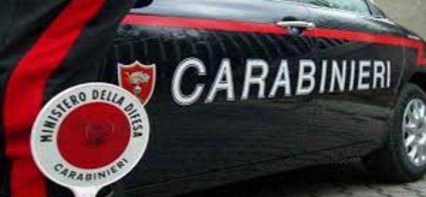lucca i carabinieri denunciano per furto due coniugi, e recuperano la refurtiva
