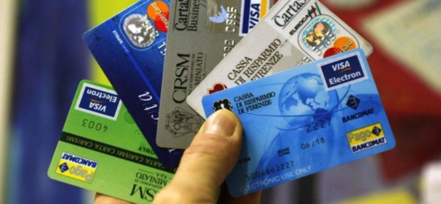 Carta di credito clonata.  a una signora di altopascio
