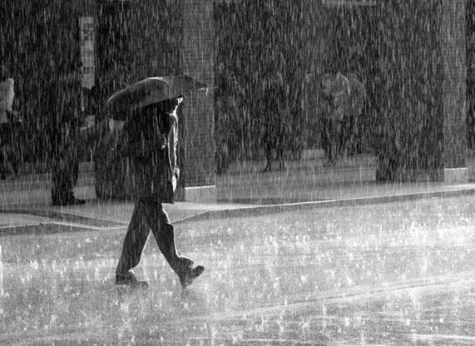 Avviso di VIGILANZA METEO per pioggia in Media Valle del Serchio .. Codice Giallo