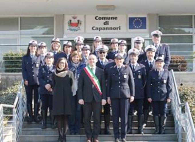 CAPANNORI RECORD DI MULTE NEL 2016