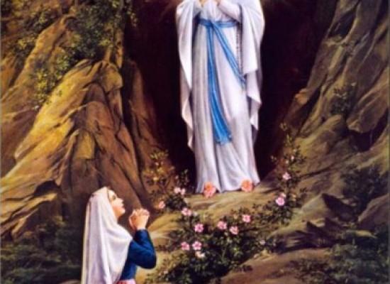 il santo del giorno, 11 febbraio beata vergine maria di lourdes
