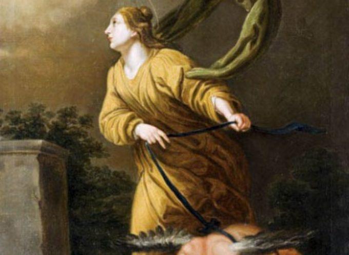 il santo del giorno 16 febbraio santa giuliana
