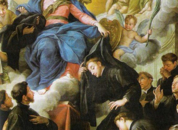 il santo del giorno 17 febbraio, Santi Sette Fondatori dell'Ordine dei Servi della Beata Vergine Maria