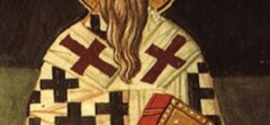 il santo del giorno, 23 febbraio  san policarpo