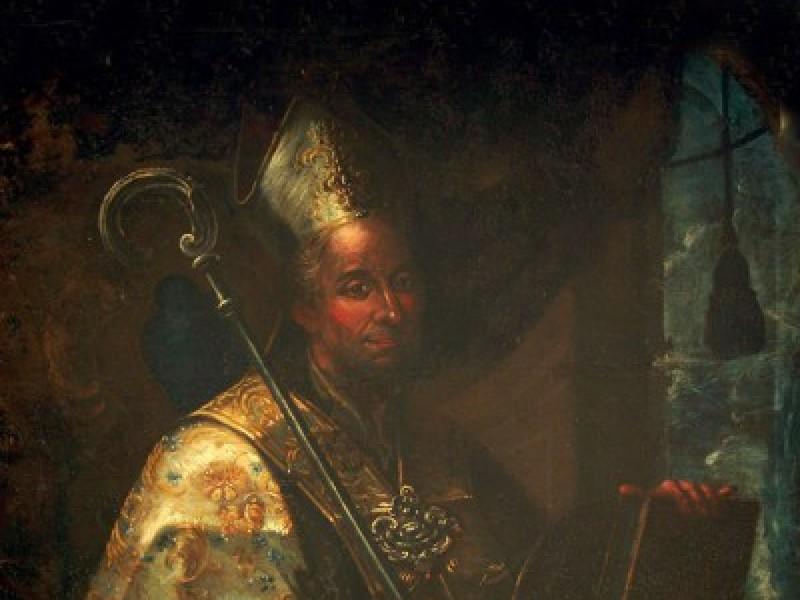 il santo del giorno 25 febbraio, SAN GERLANDO