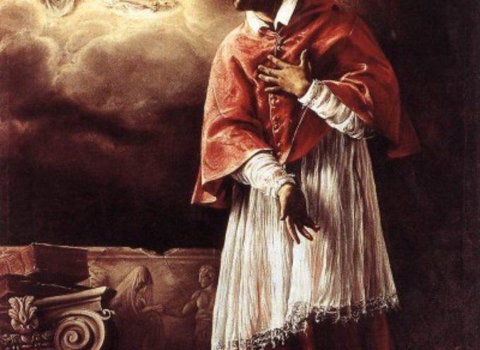il santo del giorno. 4 febbraio san carlo borromeo