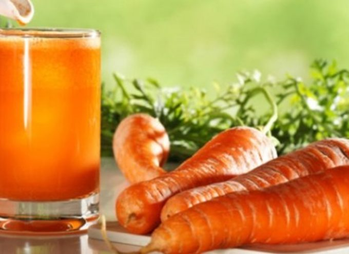 I succhi di frutta e verdura possono essere un trattamento efficace per rigenerare tutto l'organismo