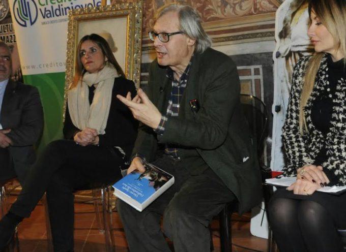 Vittorio Sgarbi torna a Lucca
