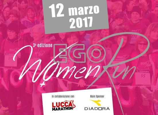 EGO WOMEN RUN 2017, TUTTE PRONTE AL VIA…