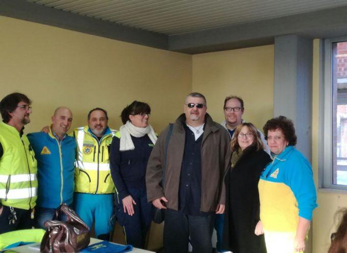 Successo per il corso di primo soccorso per persone ipovedenti e non vedenti tenutosi a Pietrasanta