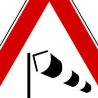 CODICE GIALLO PER VENTO DOMANI IN TOSCANA