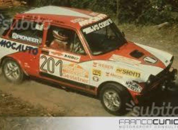 Quarant'anni fa………, sembra ieri! Partiva il Trofeo A112 Abarth