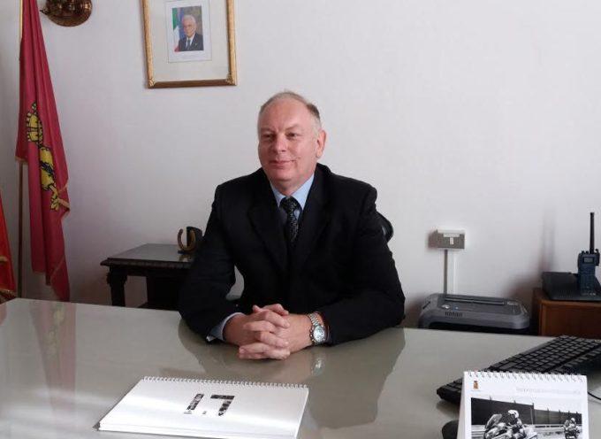 Un quarto di secolo in Polizia, il questore Vito Montaruli si insedia a Lucca