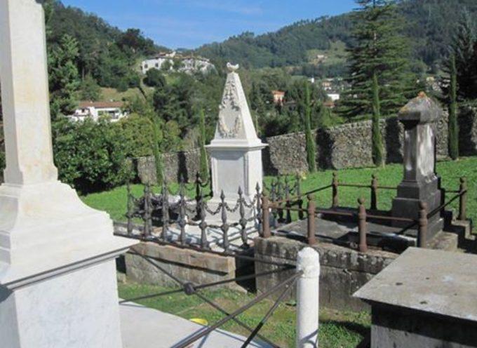 domenica 26 marzo a Bagni di Lucca, VISITA AL CIMITERO INGLESE