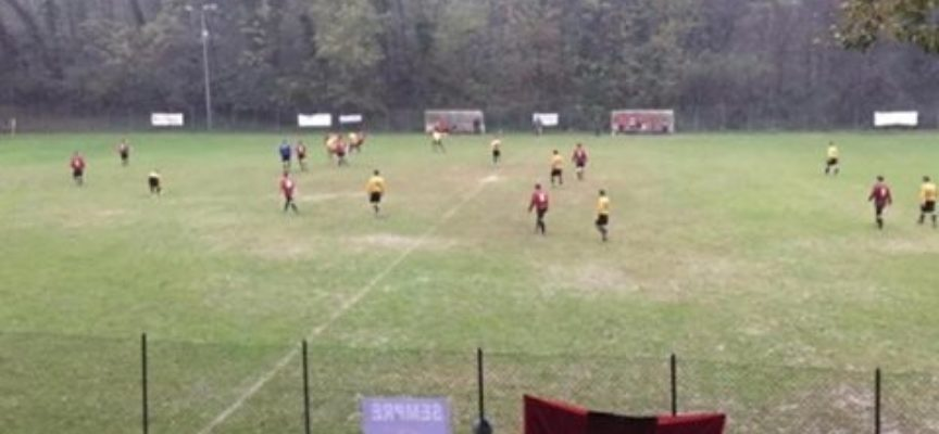Inaugurazione del Campo Sportivo Parisotto  a valdottavo