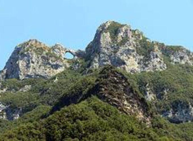 Escursione al MONTE FORATO, nella catena delle  Apuane.