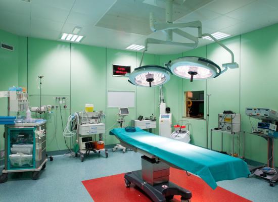Organizzazione delle sale operatorie: l'ospedale di Lucca sul podio