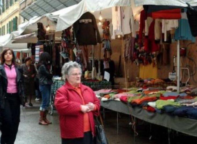 Parcheggio alle Tagliate: nei giorni di mercato, NUOVE USCITE