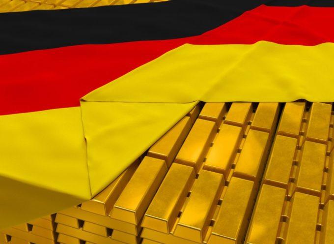 LA GERMANIA RIMPATRIA IL SUO ORO: L'INIZIO DEL DOPO EURO?