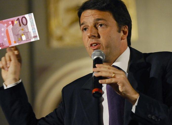 IL BLUFF DEGLI 80 EURO: RESTITUIRLI SUBITO E PURE CON GLI INTERESSI!