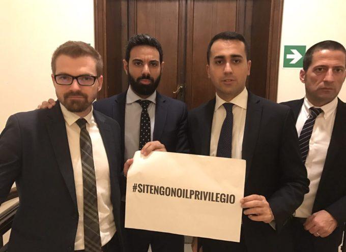 I PARTITI DICONO NO ALLA PROPOSTA DI ABOLIZIONE DEI VITALIZI!