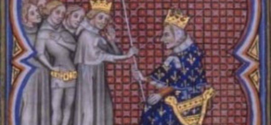 Il Santo del giorno, 28 Marzo: San Gontrano Re dei Franchi
