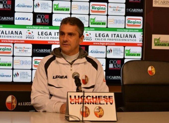 Giovanni Lopez torna sulla panchina della Lucchese