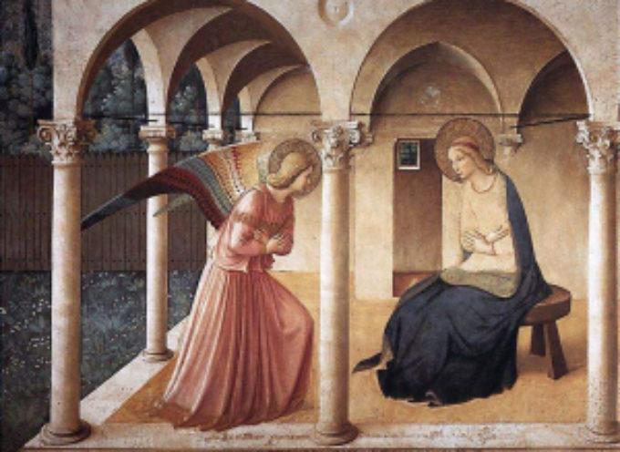Il Santo del giorno, 25 Marzo: Annunciazione del Signore