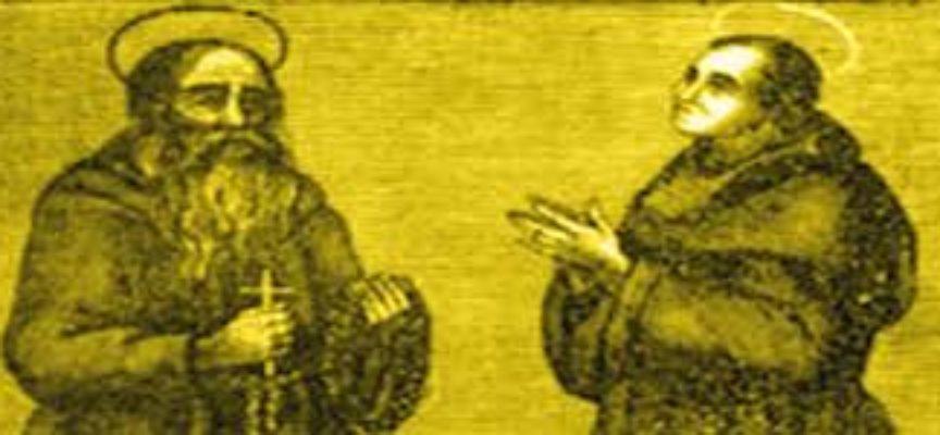 Calendario Gregoriano Santi.Il Santo Del Giorno 26 Marzo Santi Baronto E Desiderio