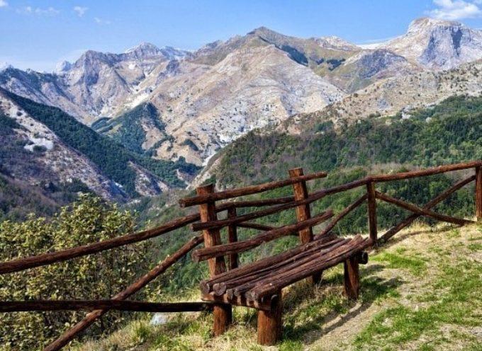 Escursione sulle Alpi Apuane