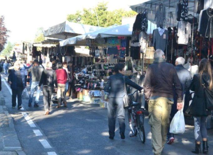 LUCCA – Mercato da domani in piazzale Don Baroni: