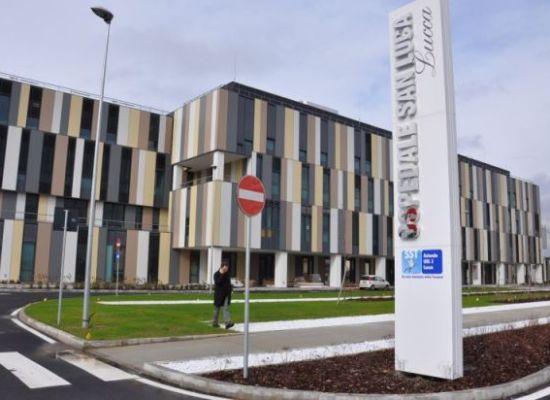 L'Azienda USL Toscana nord ovest: disponibili a pubblicare on line il certificato di collaudo tecnico-funzionale dell'ospedale di Lucca
