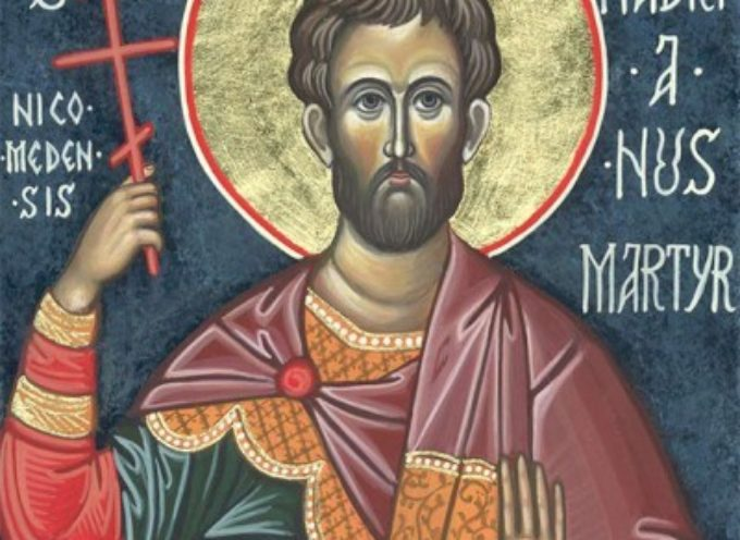 il santo del giorno, 5 marzo  Sant'Adriano di Cesarea