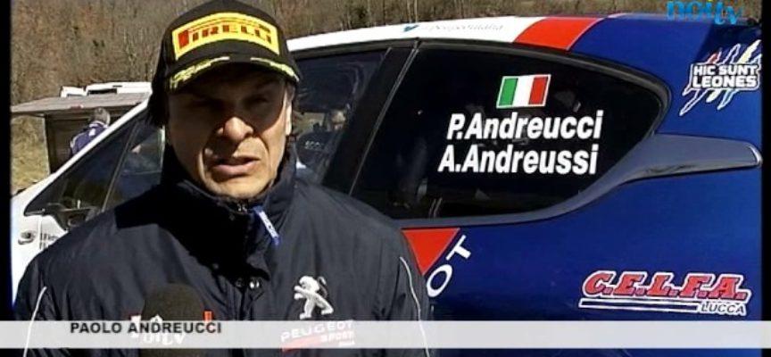 Ucci-Ussi rilanciano la sfida; romba la Peugeot 208 R5 T16