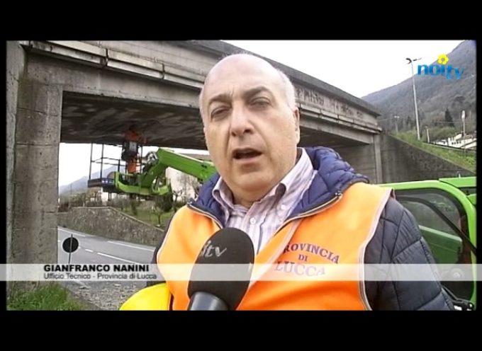 Bolognana, il sasso caduto sull'auto potrebbe essersi staccato dal ponte