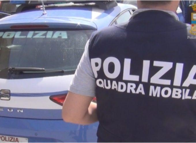 la Squadra Mobile ha eseguito un decreto di fermo, emesso dalla Procura della Repubblica di Lucca,