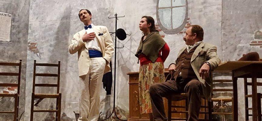 """Domenica 5 marzo 2017 – Teatro dei Rassicurati di Montecarlo """"Miseria e Nobiltà"""" commedia di Eduardo Scarpetta"""